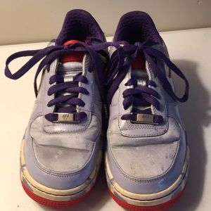 Nike Air athletics shoes